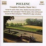 Poulenc: Sextet / Trio / Oboe Sonata / Flute Sonata