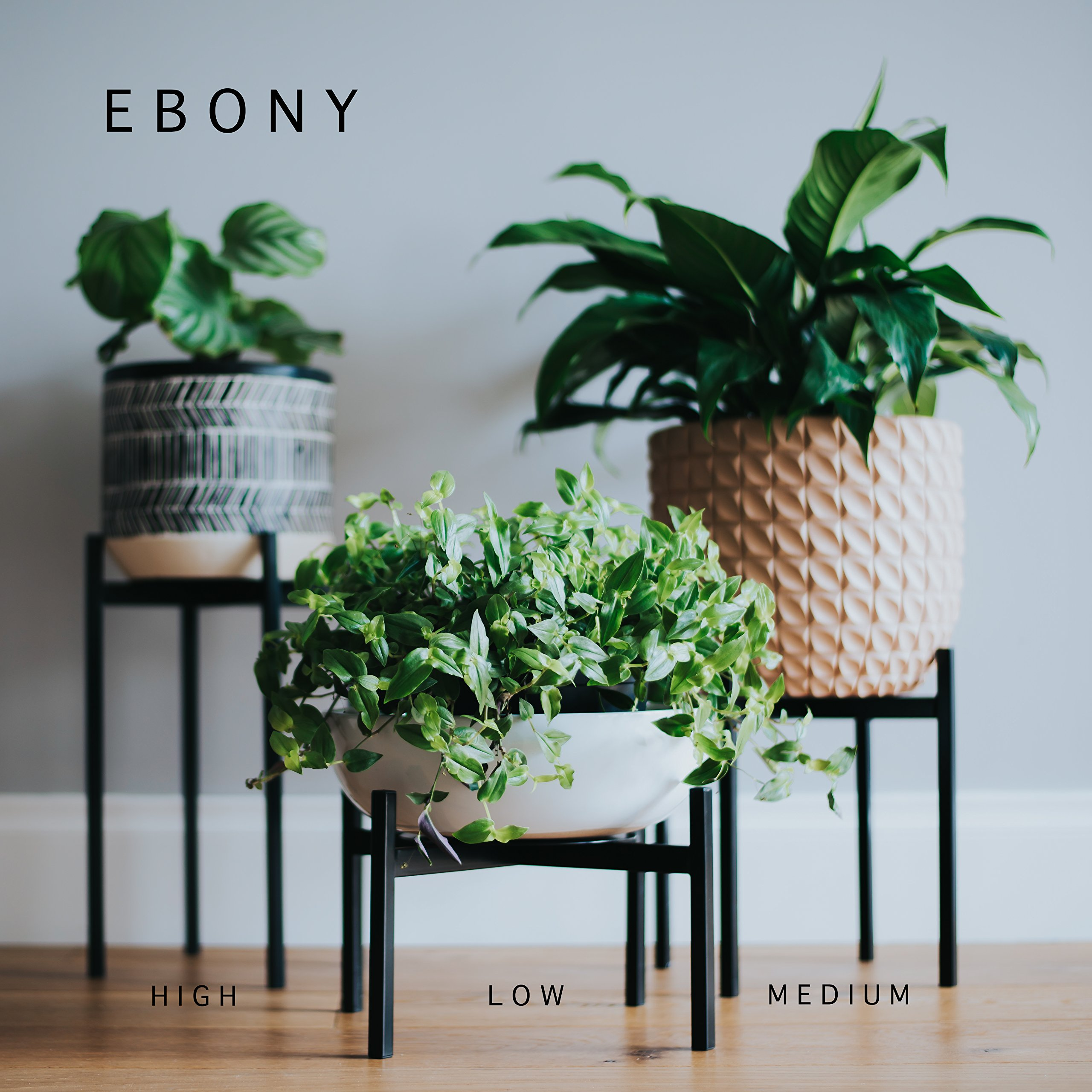 Stylish Plant Stand HIGH (Pot not Included)| Indoor Out Flower Pot Stands | Planter Stand ... & Stylish Plant Stand HIGH (Pot not Included)| Indoor Out Flower Pot ...
