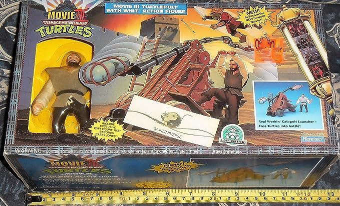 Amazon.com: TMNT Teenage Mutant Ninja Turtles Movie III 3 ...