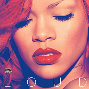 Image result for rihanna loud vinyl art