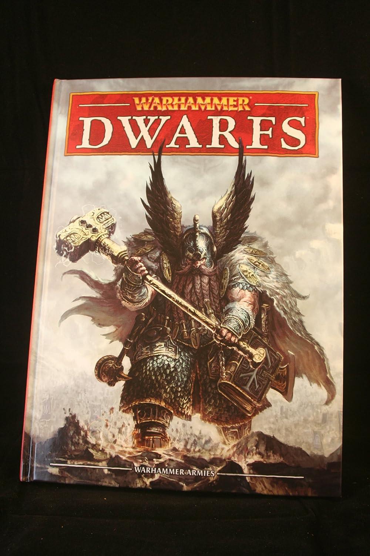edition 8th warhammer army book dwarf