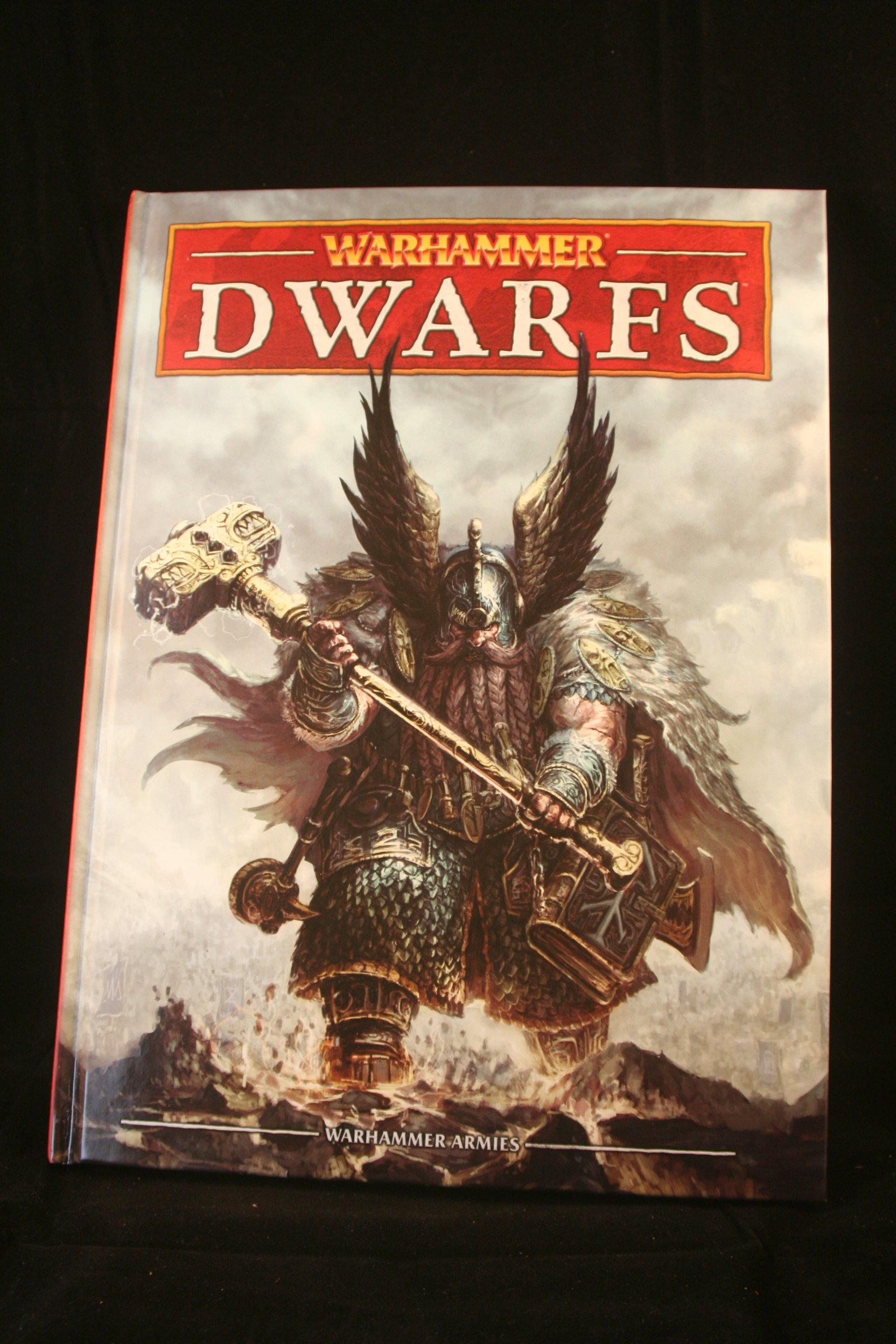 Warhammer Dwarf Army Book 8th Edition
