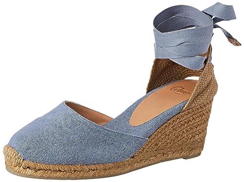 Castañer Carina T/6/Ss19002, Alpargatas para Mujer: Amazon.es: Zapatos y complementos