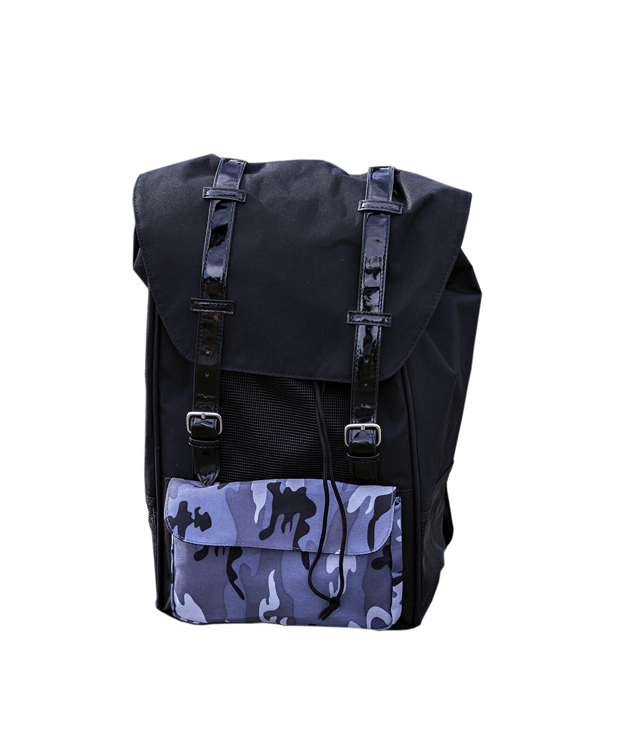 Multipet Pet Voyage Montana Backpack Pet Carrier, 16''
