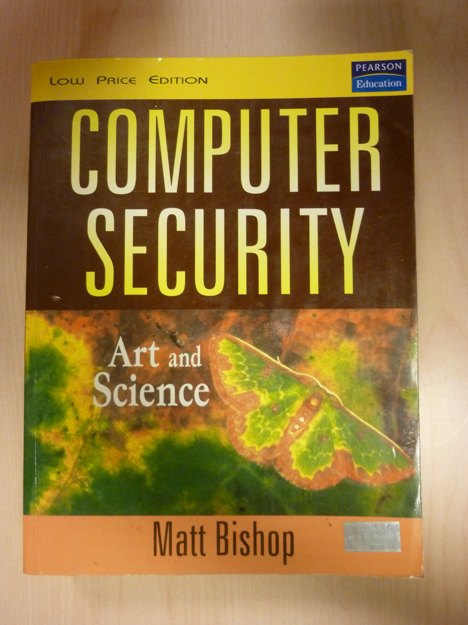 computer security art and science matt bishop 9788129701848 rh amazon com Matt Bishop Aledo introduction to computer security matt bishop solution manual pdf