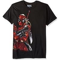 Marvel Men's Merculese Short Sleeve T-Shirt