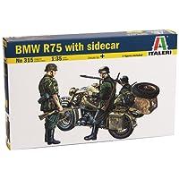 Italeri 0315S BMW R 75with Sidecar