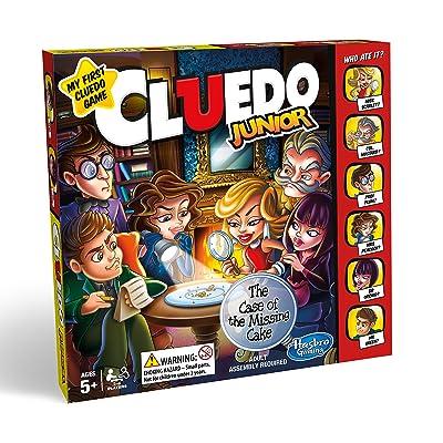 Hasbro Cluedo - Juego para niño: Juguetes y juegos
