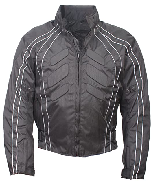 Newfacelook nueva moto Motocicleta Impermeable Chaqueta Forro térmico M