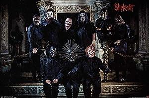 "Trends International Slipknot Portrait Wall Poster 22.375"" x 34"""