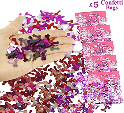 Bachelorette Party Confetti Bachelorette Hen Party Decorations
