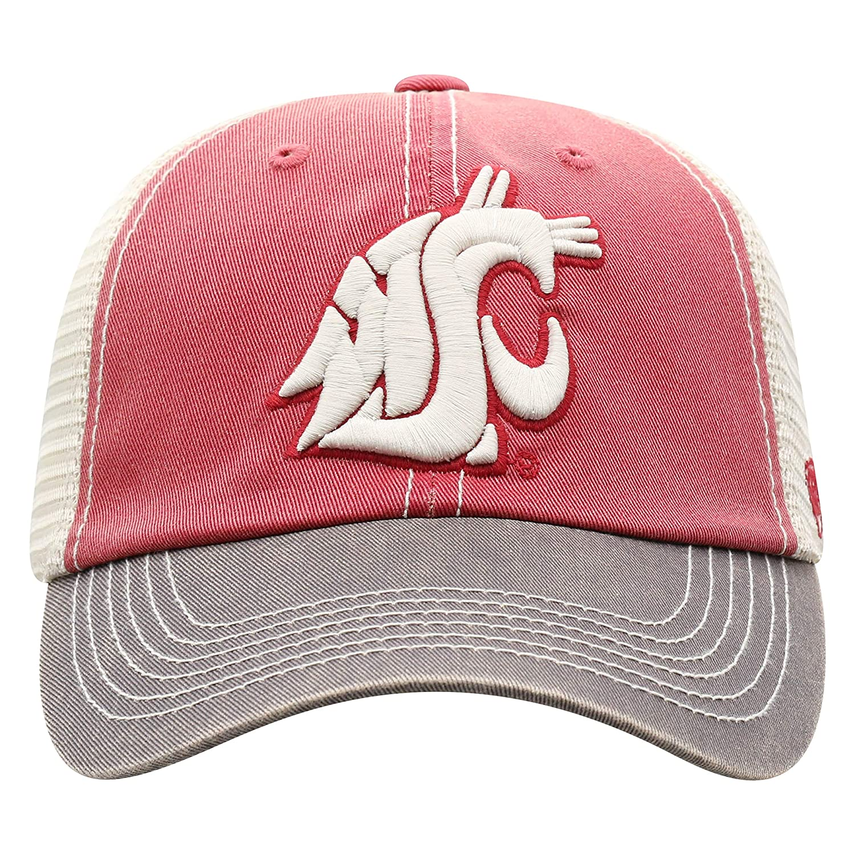 sale retailer 8fcfa c41bf Amazon.com   Top of the World Alabama Crimson Tide Men s Mesh-Back Hat  Icon, Cardinal, Adjustable   Sports   Outdoors