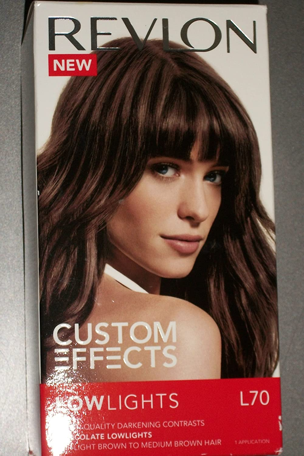 Amazon Revlon Custom Effects Hair Lowlights Chocolate Hair
