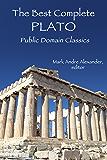 The Best Complete Plato: Public Domain Classics