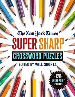 The New York Times Will Shortz Presents The Dangerous Book Of Crosswords Shortz Will 9780312565367 Amazon Com Books