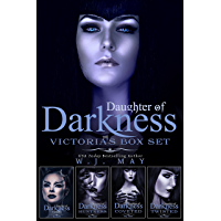 Daughter of Darkness - Victoria - Box Set: Vampire Shifter Paranormal Romance (Daughters of Darkness: Victoria's Journey…
