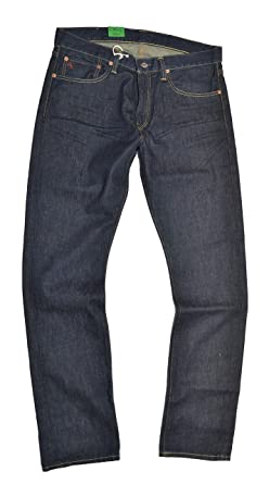 5b220f6e Image Unavailable. Image not available for. Color: Polo Ralph Lauren  Riverside Slim Straight Men's Denim ...