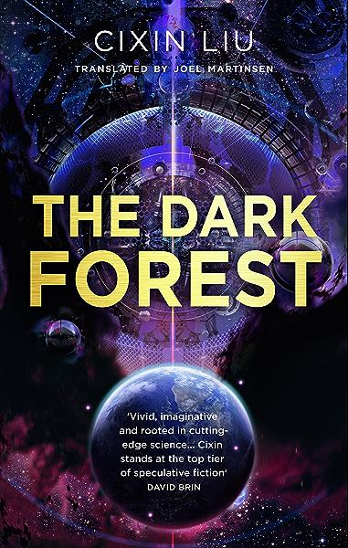 The Dark Forest (Three Body Trilogy 2) - Cixin Liu