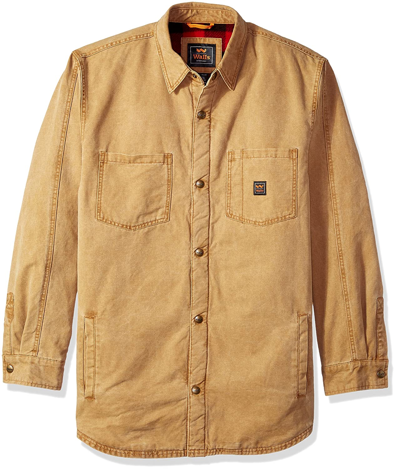 Walls OUTERWEAR メンズ Washed Pecan X-Large x Tall X-Large x TallWashed Pecan B01CPVK1FU