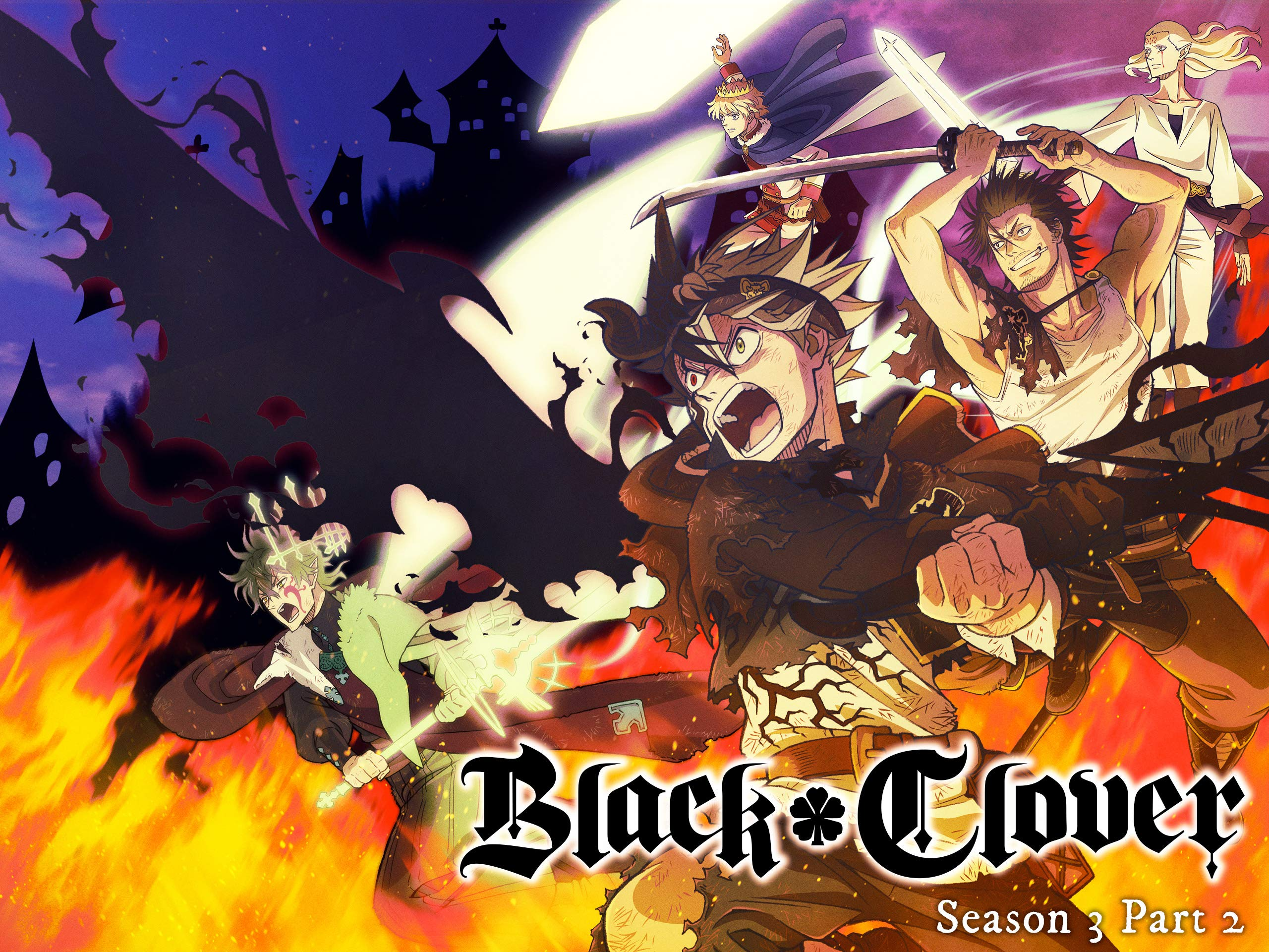 Watch Black Clover Season 2 Pt 4 Original Japanese Version Prime Video One of them was to. watch black clover season 2 pt 4