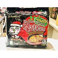 Samyang Hot Chicken Ramen, 140g (Pack of 5) (Packaging may vary)