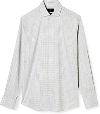 Hackett London Mlt Coloured Chk Camisa para Hombre