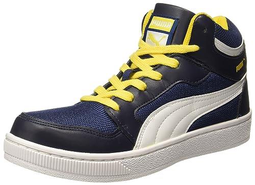 e57e5e6828b262 Puma Men s Rebound Mid Lite DP Sneakers  Buy Online at Low Prices in ...