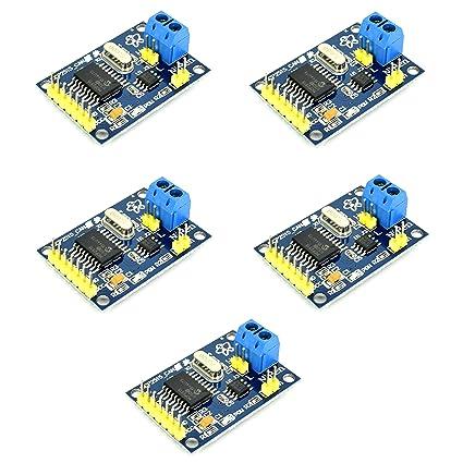 Amazon com : Optimus Electric 5pcs MCP2515 CAN Controller
