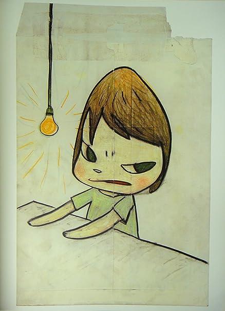 Yoshitomo Nara Drawing File #65 Official Art Poster Print Japan Cute ...