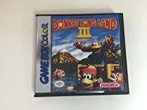 Donkey Kong Land III - Nintendo Game Boy - Homebrew / Fan
