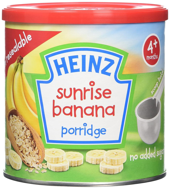 Heinz Baby Tub and Scoop Sunrise Banana Porridge, 240 g (Pack of 3) 76007933