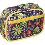 Alora Pill and Vitamin Clutch, Wild Flower, One Size