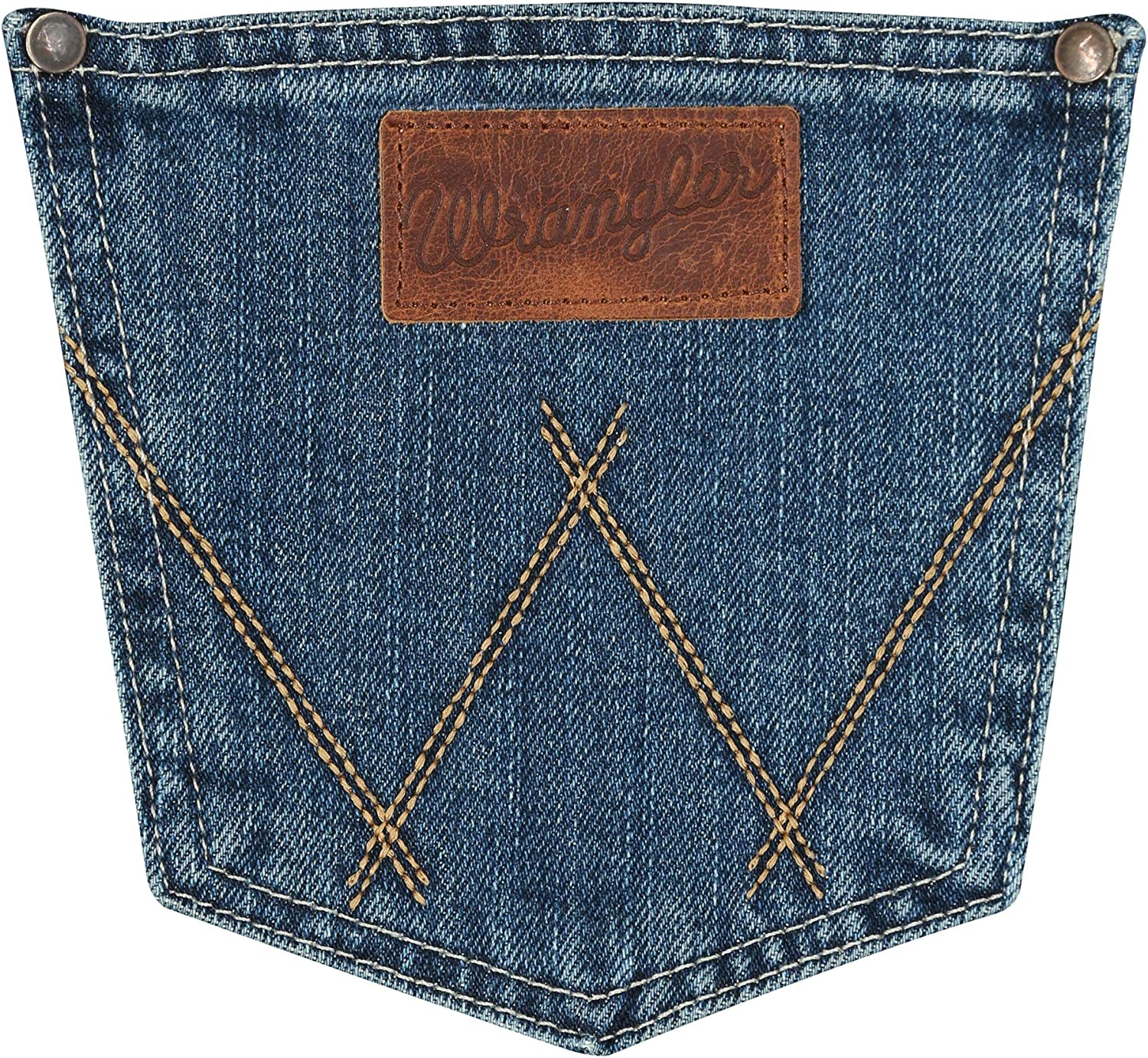 Wrangler Men's Retro Relaxed-Fit Bootcut Jean Rocky Top