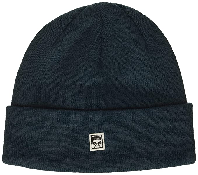 1e48148efdd Amazon.com  Obey Men s Eighty Nine Beanie