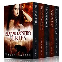 The Blood Destiny Series (English Edition)