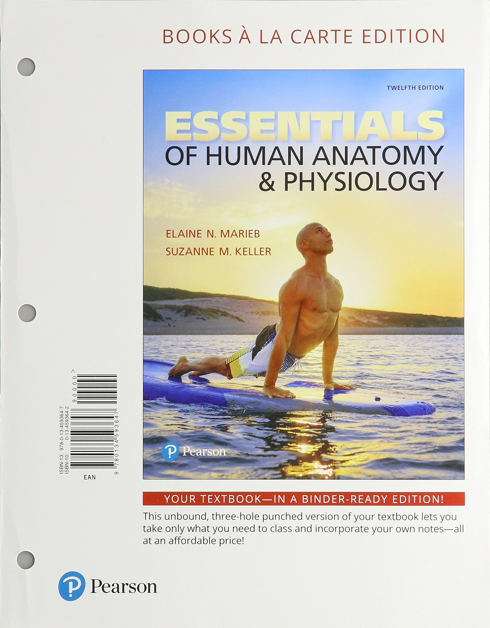 Essentials of Human Anatomy & Physiology, Books a la Carte Plus ...