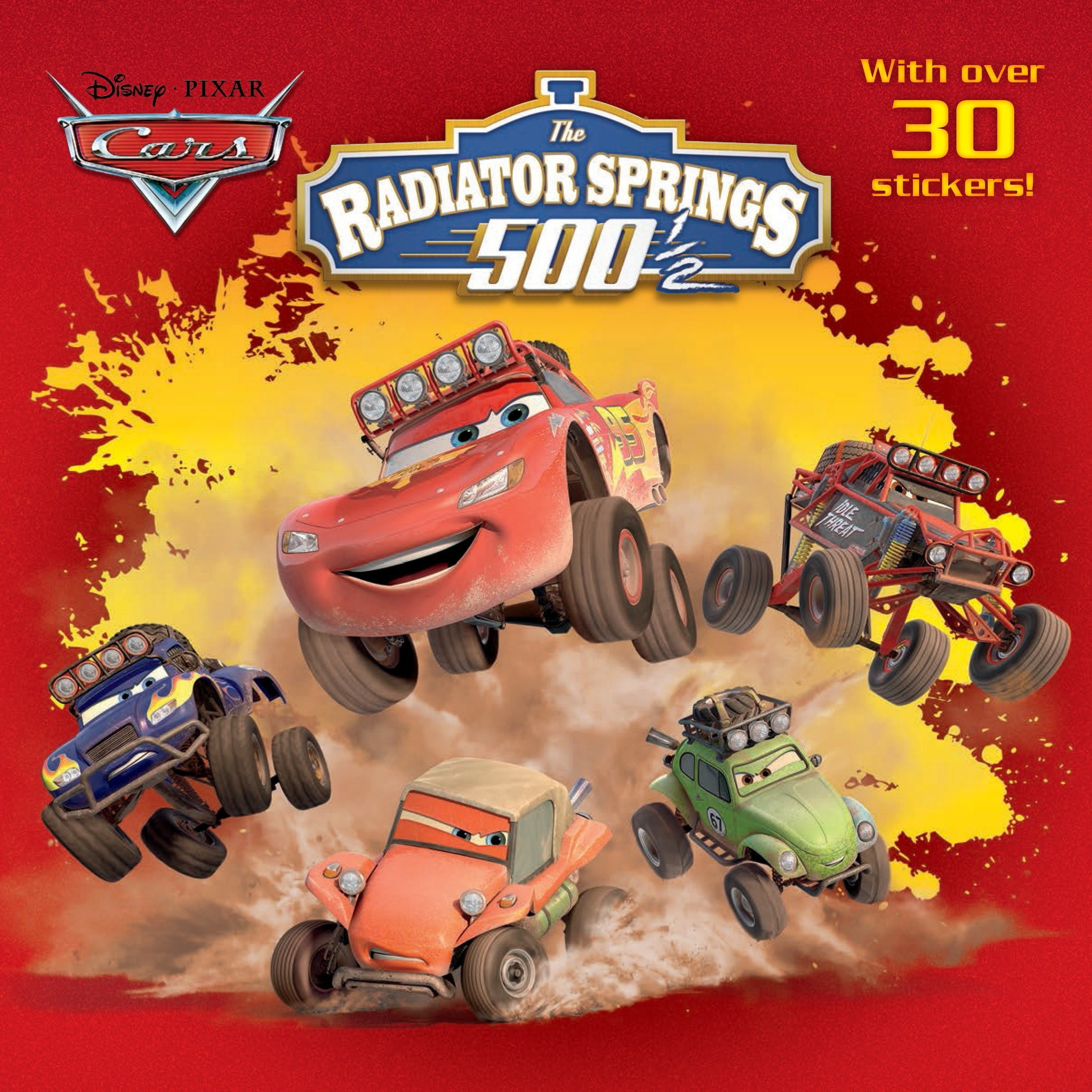Download Radiator Springs 500 1/2 (Disney/Pixar Cars) (Pictureback(R)) pdf