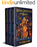 Royal Institute of Magic: Books 1-3 (English Edition)