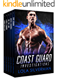 COAST GUARD INVESTIGATIONS: A 5-Books Military Romance Series
