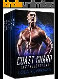 COAST GUARD INVESTIGATIONS: A 5-Books Military Romance Series (English Edition)