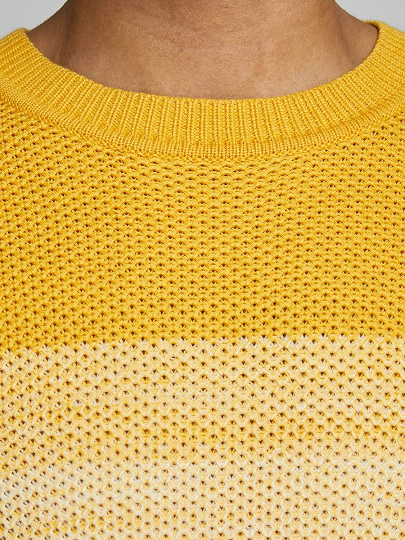 Maglione Uomo JACK /& JONES Jorbase Knit Crew Neck