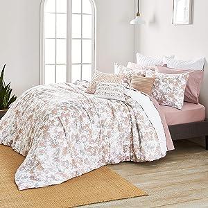 Splendid Home Marin Comforter Set, King, Mist Multi