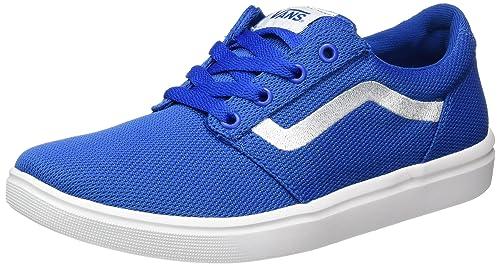 MN Chapman Lite, Zapatillas para Hombre, Azul (Mesh), 44 EU Vans