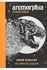 Animorphia Postcards Card Book