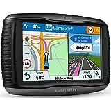 Garmin Zumo 595LM EU Navigatore per Moto Avanzato, Mappa Italia e Europa Completa, Spotify e Funzioni Smart, Display 5.0
