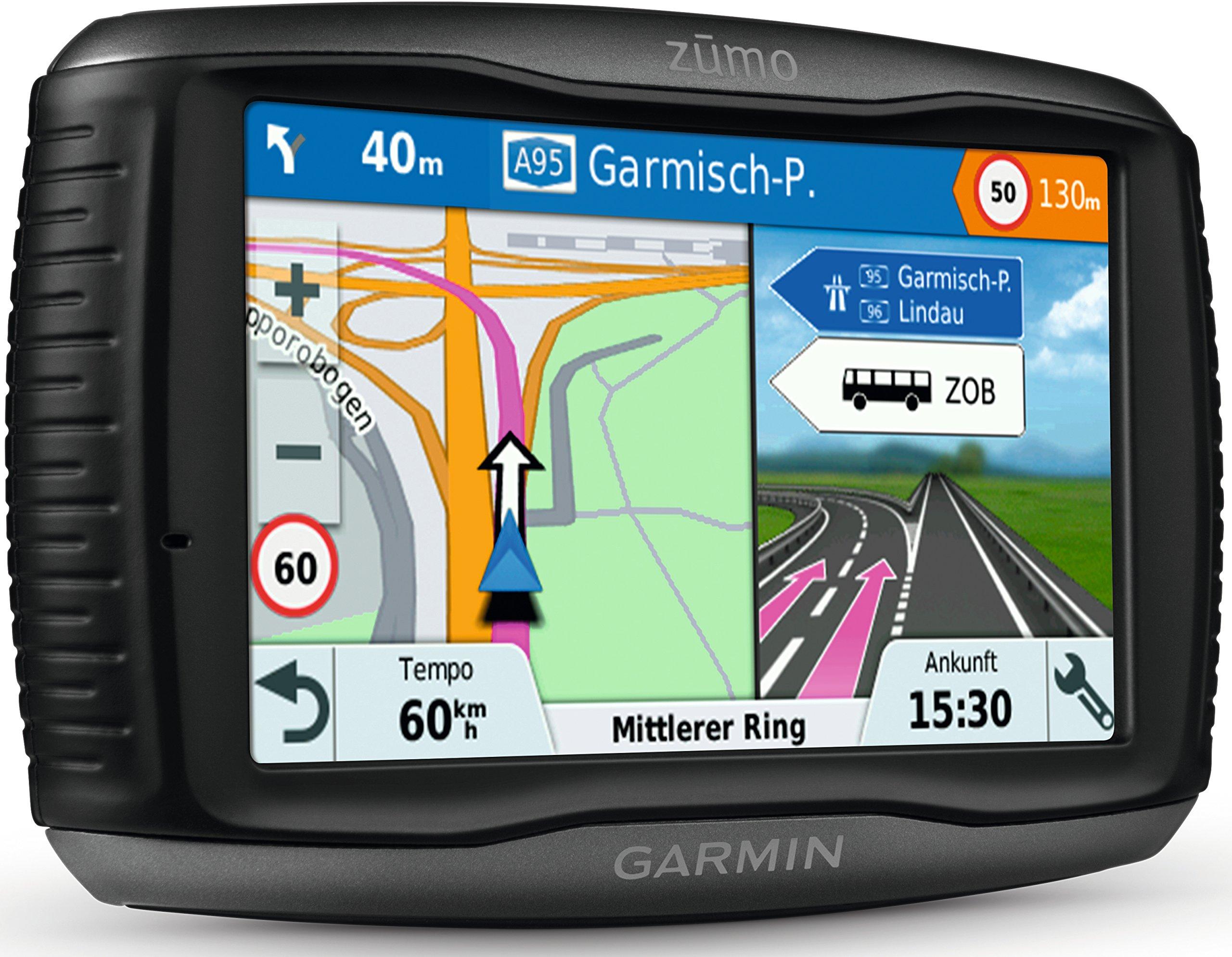 Garmin 010-01603-10 GPS Navigators, Zumo 595LM, EU