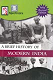 A Brief History of Modern India (2018-2019) Session by Spectrum Books peparback_Bunko 2018