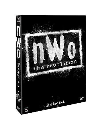Amazon com: nWo: The Revolution: Wwe: Movies & TV
