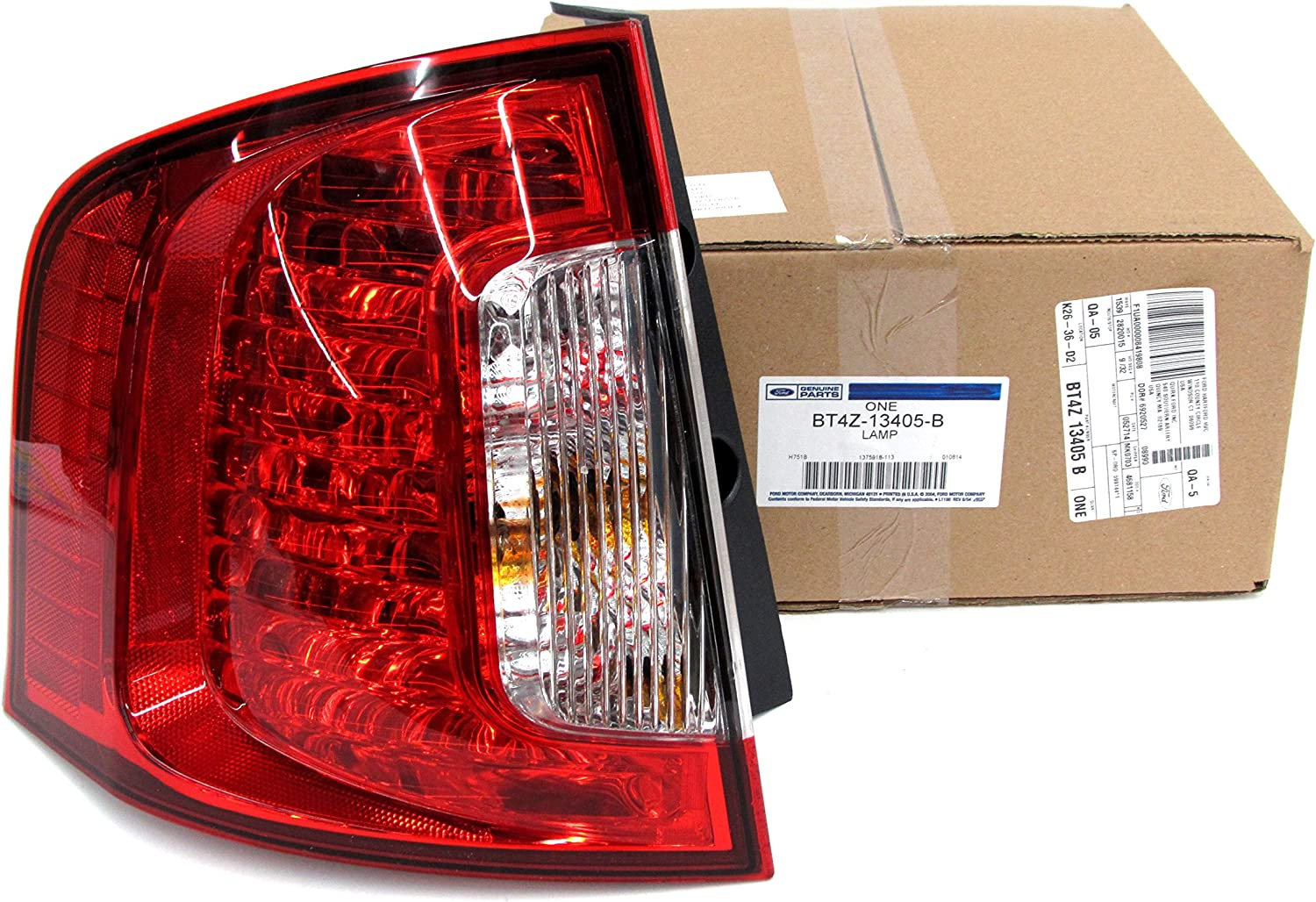 Genuine Ford BT4Z-13405-A Tail Lamp Assembly