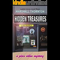 Hidden Treasures (Pinx Video Mysteries Book 2) (English Edition)